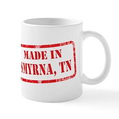 MADE IN SMYRNA, TN Mug