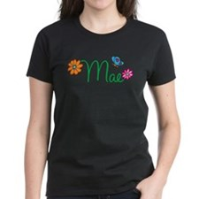 Mae Flowers Tee