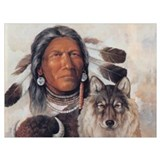 American indian Posters