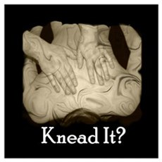 Knead It? Poster