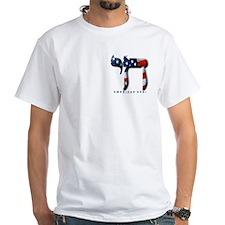 Logo and Text on Pocket Shirt