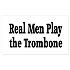 Trombone Poster