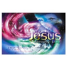 Christian : Jesus, Almighty Lord Poster