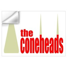 The Coneheads Wall Decal