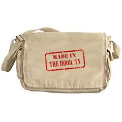 MADE IN THE HOOD, TN Messenger Bag
