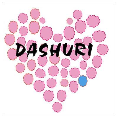 Dashuri - Albanian Poster
