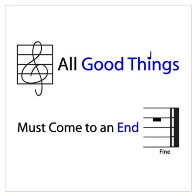 Good Things End Poster
