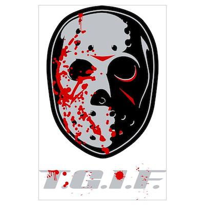 TGIF Jason Poster