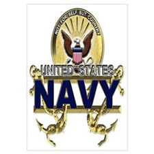 US Navy Gold Anchors