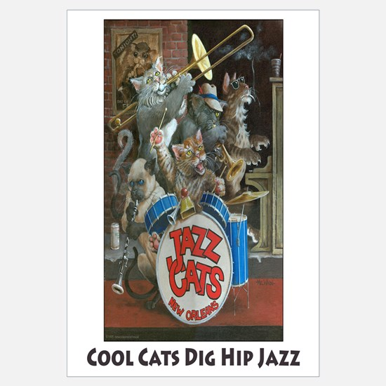Cool Cats Dig Hip Jazz