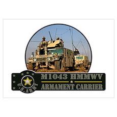 Humvee HMMWV Poster