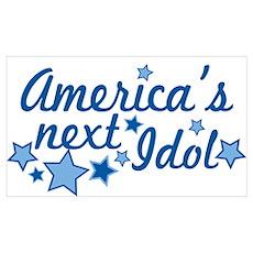 America's Next Idol Poster