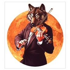 Canine Concerto #4 Poster