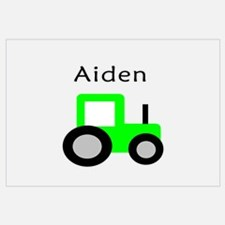 Aiden - Lime Tractor