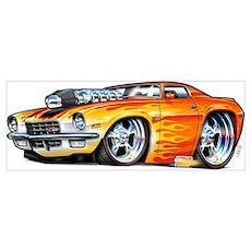 1971 Camaro Poster