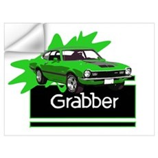 Grabber Green Maverick Wall Decal