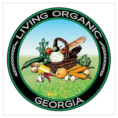 Living Organic Georgia Canvas Art