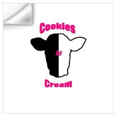 Cookies and Cream Biracial Pride Wall Decal