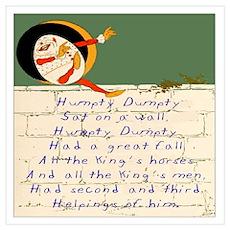 Humpty Dumpty Poster
