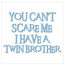 TWIN BROTHER Poster