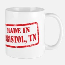 MADE IIN BRISTOL, TN Mug