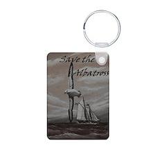 Save Albatross Keychains