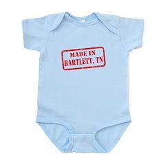 MADE IN BARTLETT, TN Infant Bodysuit