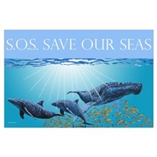 Save Our Seas Poster