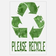 Please Recycle Grunge