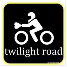 Twilight Road Poster