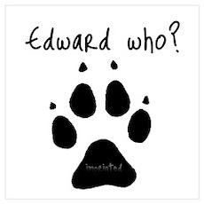 Edward Who? Poster