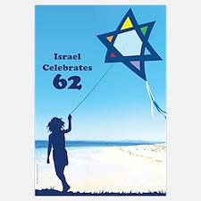 Israel@62 Kite