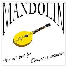 AN Mando 'Grass Poster