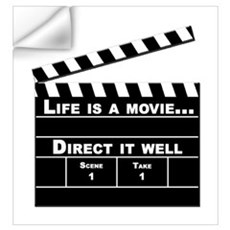 Life is a movie Wall Decal