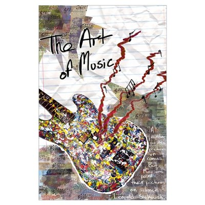 The Art of Music Poster