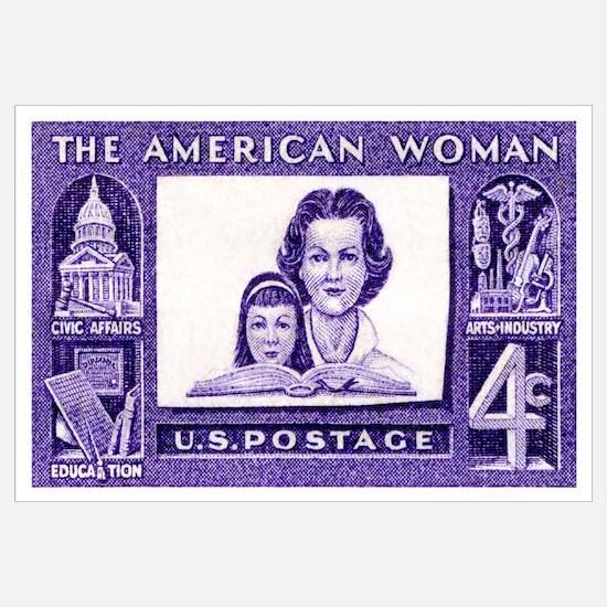 Vintage americana Wall Art