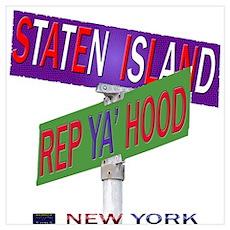 REP STATEN ISLAND Poster