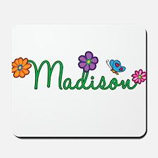 Madison Flowers Mousepad