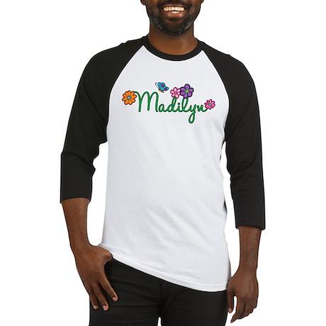 Madilyn Flowers Baseball Jersey