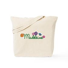Madeleine Flowers Tote Bag