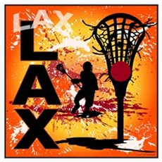 2011 Lacrosse 7 Poster
