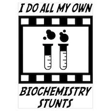 Biochemistry Stunts Poster