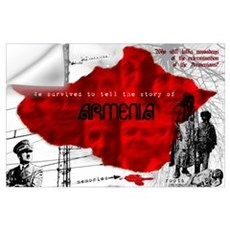 Armenian Genocide Wall Decal