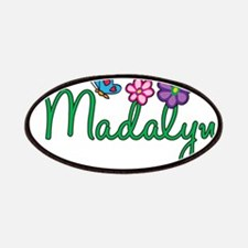 Madalyn Flowers Patches