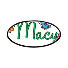 Macy Flowers Patches