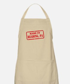 MADE IN READING, PA Apron