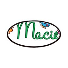 Macie Flowers Patches