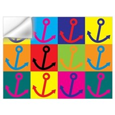 Running a Ship Pop Art Wall Decal
