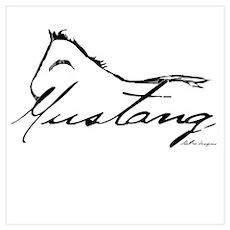 Sig Mustang Poster