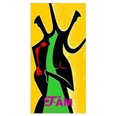 Dance Fame Canvas Art
